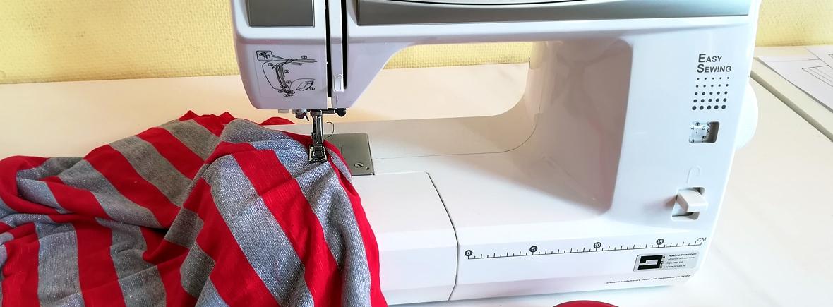 Basic Sewing Course Handwerkstudio Leiden