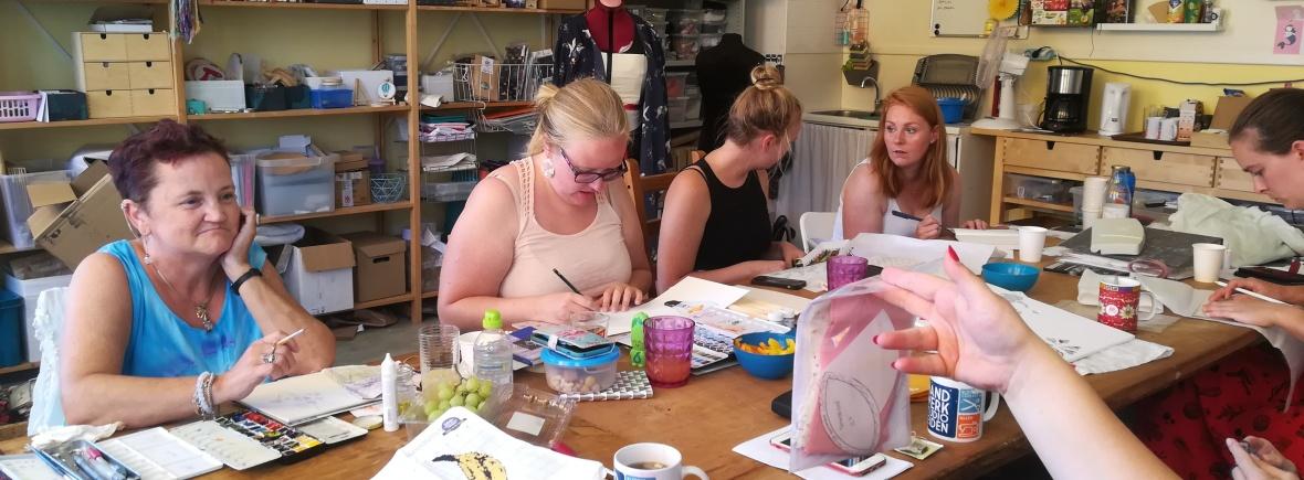 Crafternoon Handwerkstudio Leiden